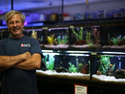 Jim's Exotic Fish