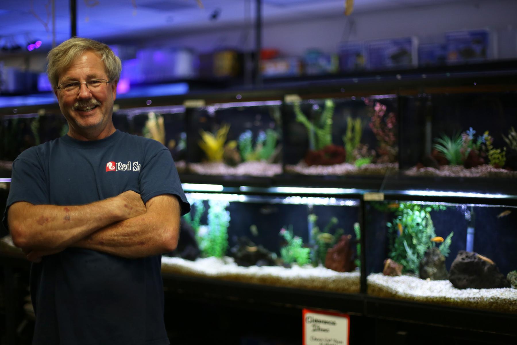 Jim s exotic fish indigo payments for Jims exotic fish