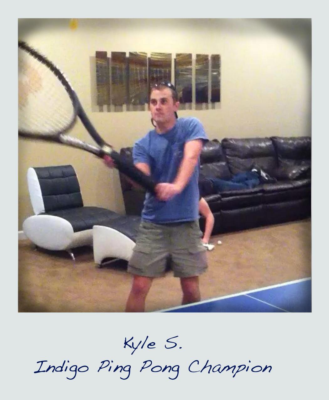 Kyle Polaroid