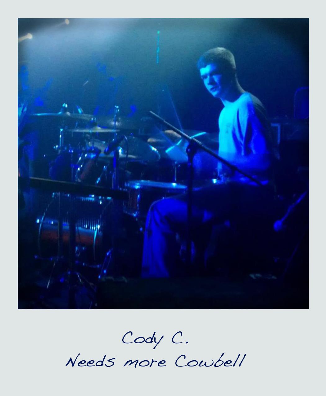 Polaroid Cody