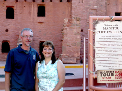 Manitou Cliff Dwellings Museum
